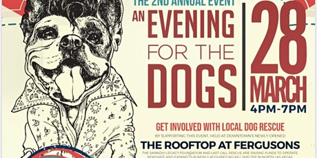 An Evening for the Dogs on the Rooftop at Fergusons tickets
