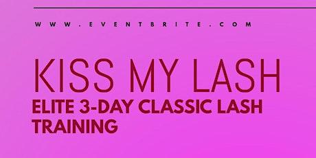 Kiss My Lash Elite Training Class tickets