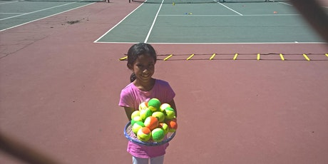 Kids Tennis Classes in Fremont (Ages 4 - 5) tickets