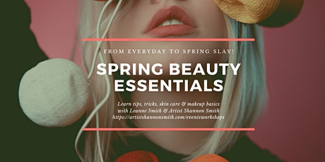 Spring Makeup 101 tickets