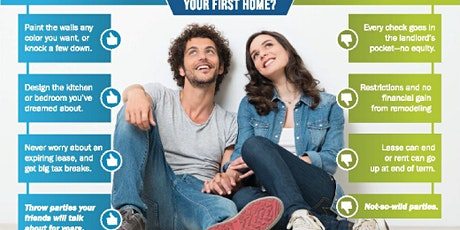 Facts and Snacks: Home Buyer Seminars tickets