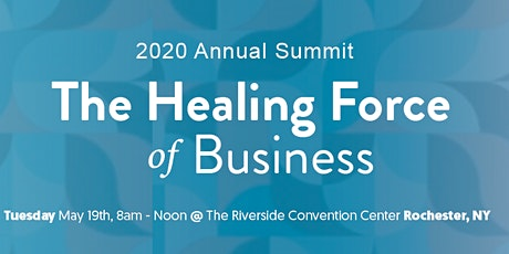 2020 Annual Summit - The Healing Force of Business tickets