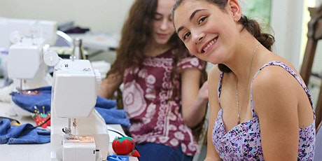 KIDS: Teen Upcycle Sewing Camp at Ragfinery tickets