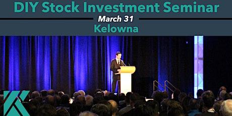 KeyStone's DIY Stock Investment Seminar Kelowna tickets