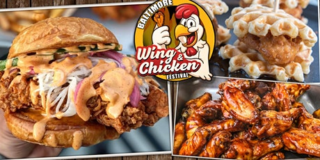 Baltimore Wing & Chicken Festival tickets