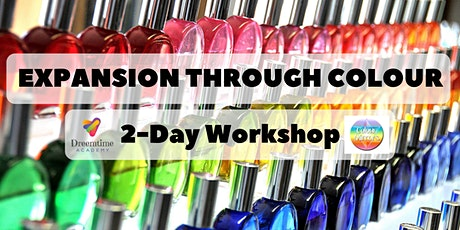 Expansion Through Colour (2-Day Workshop) tickets
