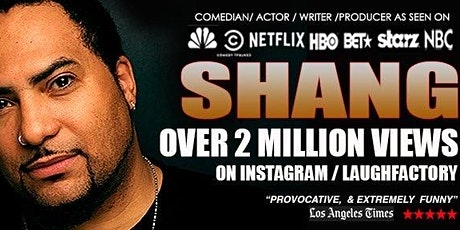 ALL-STAR COMEDY with Shang Forbes tickets