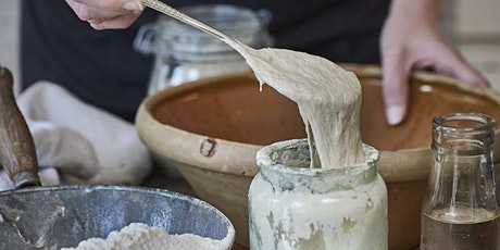 Sourdough Basics Workshop tickets