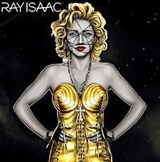 DJ RAY ISAAC logo