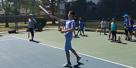 Kids Tennis Classes in Fremont (Novice Ages 9 - 14) tickets