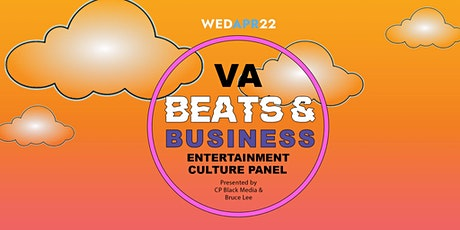 V-A Beats & Business: Entertainment Cultural Panel Series tickets