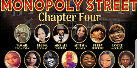 MONOPOLY STREET DINNER THEATER CHAPTER FOUR tickets