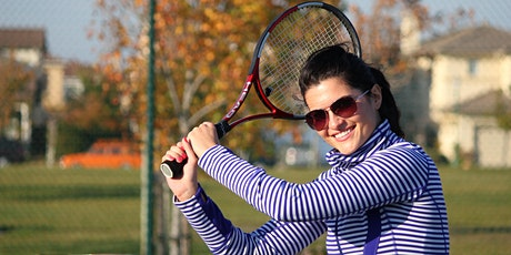Adult Tennis Classes in Fremont (Novice Ages 15+) tickets