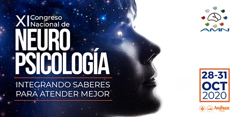 XI Congreso Nacional de Neuropsicología | Universidad Anáhuac Mayab boletos