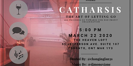 Catharsis tickets