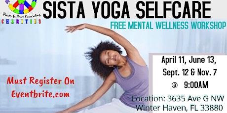 Sista Yoga Selfcare 2020 entradas