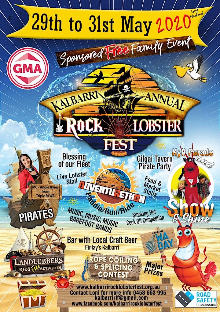 Kalbarri Rock Lobster Fest image