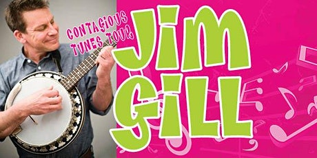 POSTPONED: Jim Gill Music & Play for the family tickets