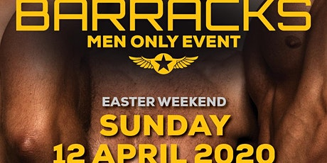 The Barracks Easter Sunday  tickets
