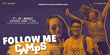 FOLLOW-ME CAMP'S tickets