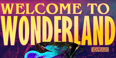 Welcome to Wonderland tickets