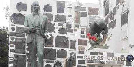 Tour a la Gorra Cementerio de la Chacarita entradas