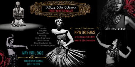 Fleur Du Danse: 2020 Showcase POSTPONED to 2021 tickets