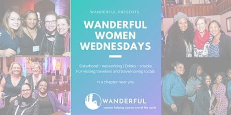 Wanderful Women Wednesdays: Boston tickets