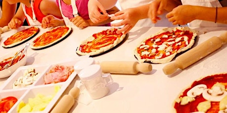 Pizza Making Workshop 17th April 2020 tickets