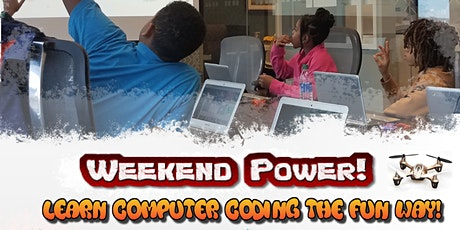 Code Super Powers Presents: Weekend Power Coding Club tickets