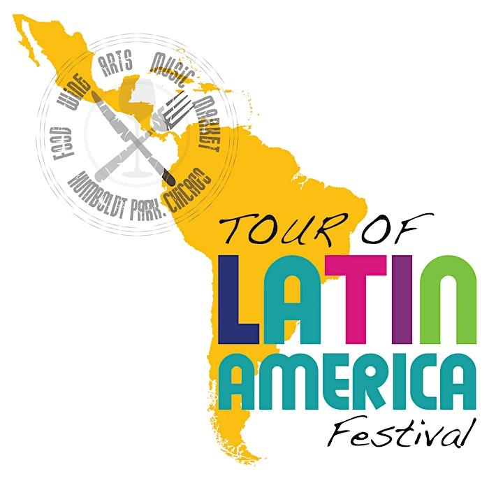 SANGRIA FESTIVAL CHICAGO   Tour of Latin America Food & Wine image