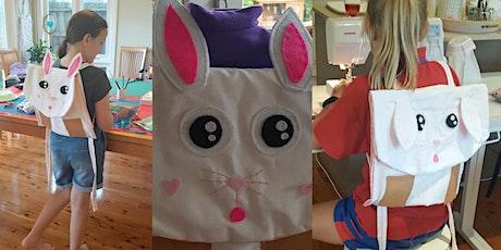 Bunny Backpack Workshop tickets