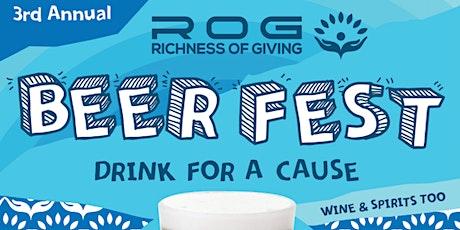 ROG Beer Fest 2020 tickets