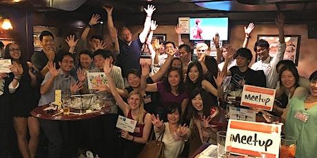 Tokyo Locals & Travelers Drinks Meetup @Takadanobaba tickets