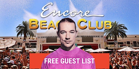 DIPLO PERFORMING LIVE AT ENCORE BEACH CLUB POOL PARTY! - FREE GUEST LIST!!! tickets