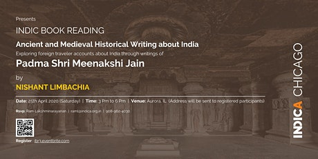 Indic Book Reading Session tickets