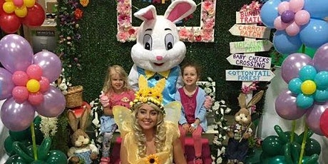 Easter Fun - Meet the Easter Bunny tickets