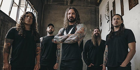 As I Lay Dying: Burn To Emerge Tour - Powered By Heart Support tickets