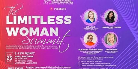 The Limitless Woman tickets