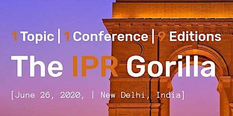 The IPR Gorilla ( New Delhi  -  June  26, 2020) tickets