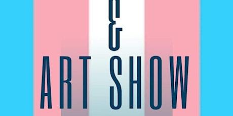 Trans-Visibility Fashion & Art Show (Postponed) tickets