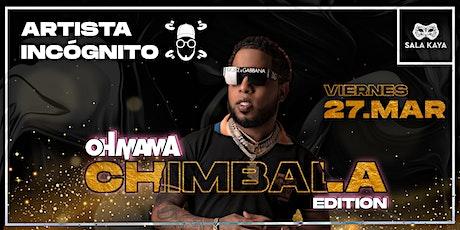 Concierto de Chimbala - Sala Kaya (Madrid) entradas