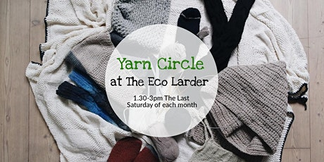 Yarn Circle at The Eco Larder tickets