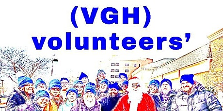 (VGH) Volunteers' Outreach  tickets