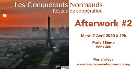 Afterwork #2 Les Conquérants Normands tickets