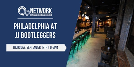 Network After Work Philadelphia at JJ Bootleggers tickets