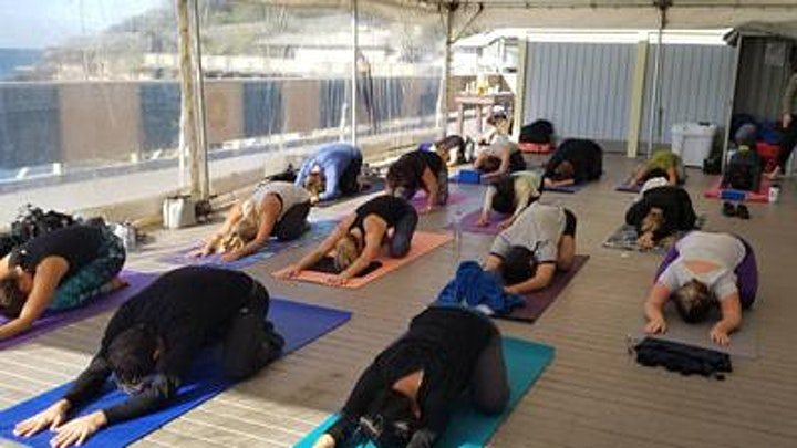 Women's Wellness Day Retreat. Ocean Yoga and Meditation in Coogee. image