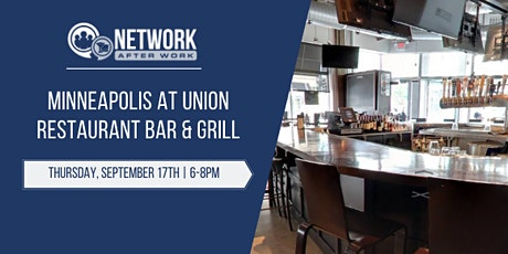 Network After Work Minneapolis at Union Restaurant Bar & Grill tickets