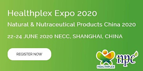 Healthplex Expo 2020 tickets