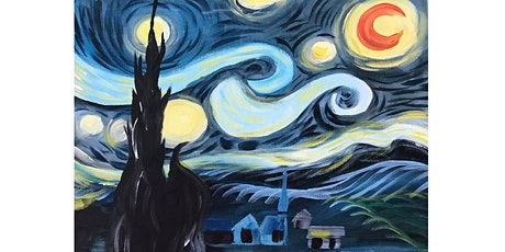 Van Gogh Starry Night - Clock Hotel tickets